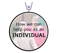 How we can help you as an individual