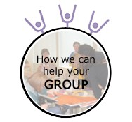 How we can help your group